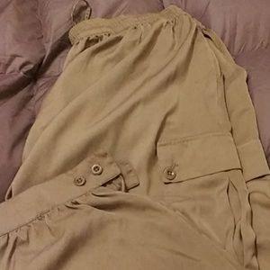 Ralph Lauren khaki cargo pants size 20 W.